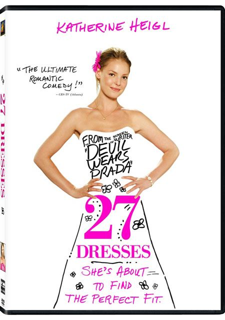 <strong><em>27 Dresses</em></strong> DVD