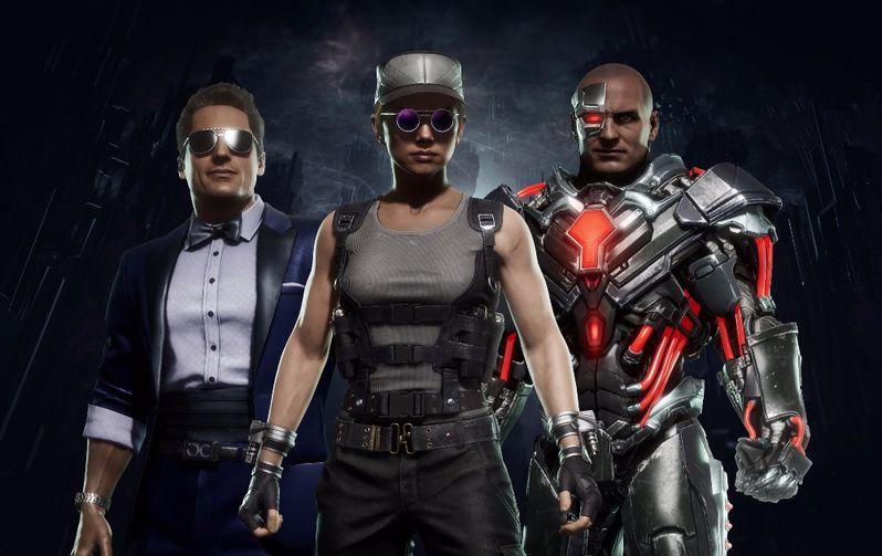 Mortal Kombat 11 DLC characters photo