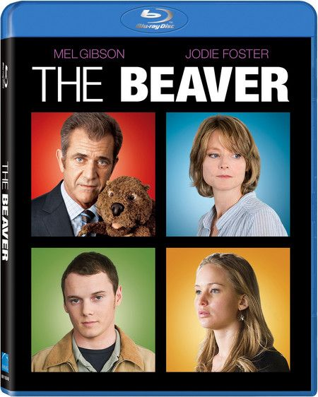 <strong><em>The Beaver</em></strong> Blu-ray artwork