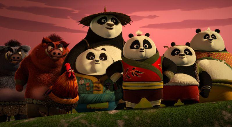 <strong><em>Kung Fu Panda: The Paws of Destiny</em></strong> season 2 photo #5