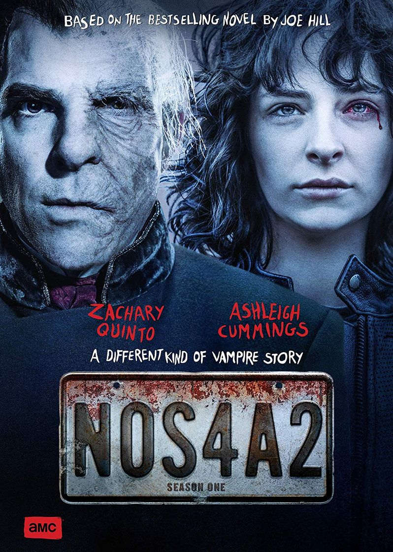 <strong><em>NOS4A2</em></strong> season one Blu-ray, DVD