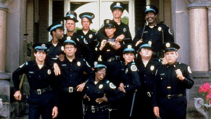 Loucademia de Polícia - Police Academy (1984)