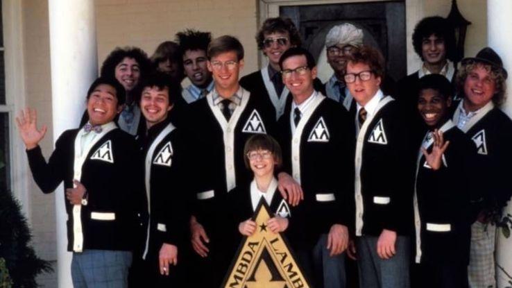 A Vingança dos Nerds - Revenge of the Nerds (1984)