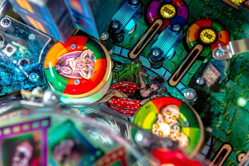 Elvira's House of Horrors Pinball machine by Stern #14