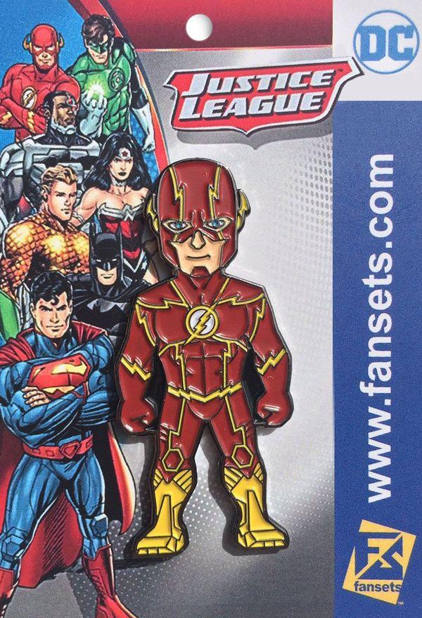 The Flash Comic-Con 2017 Pin
