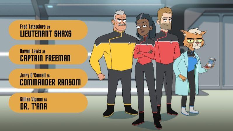 <strong><em>Star Trek: Lower Decks</em></strong> #5