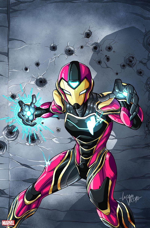 Marvel <strong><em>Ironheart</em></strong> comic book preview image #5