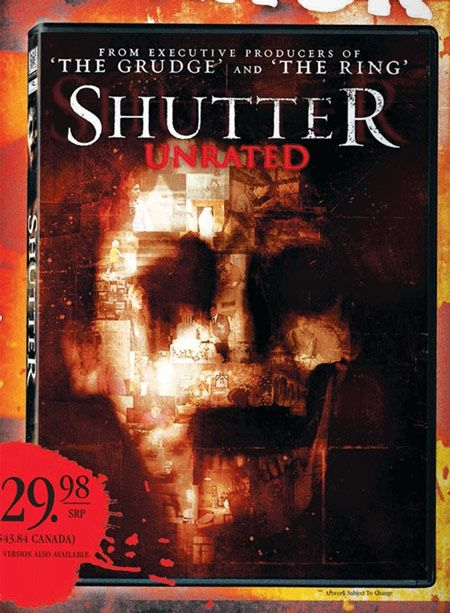 <strong><em>Shutter</em></strong> DVD