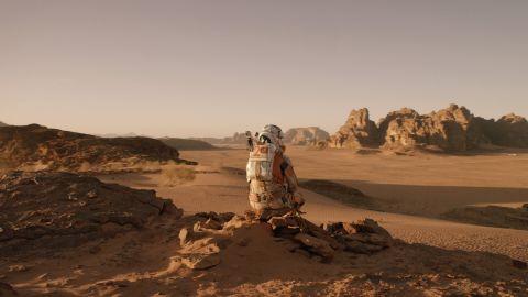 Perdido em Marte (2015) - The Martian
