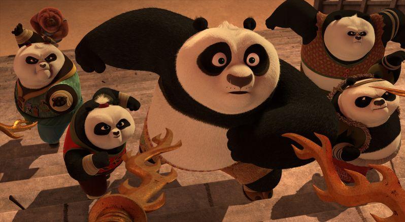 <strong><em>Kung Fu Panda: The Paws of Destiny</em></strong> season 2 photo #2