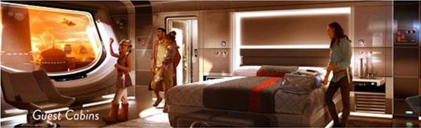 Star Wars Luxury Resort Concept Art 3