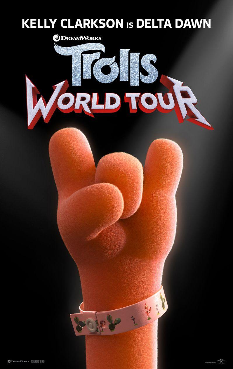 <strong><em>Trolls World Tour</em></strong> poster #19
