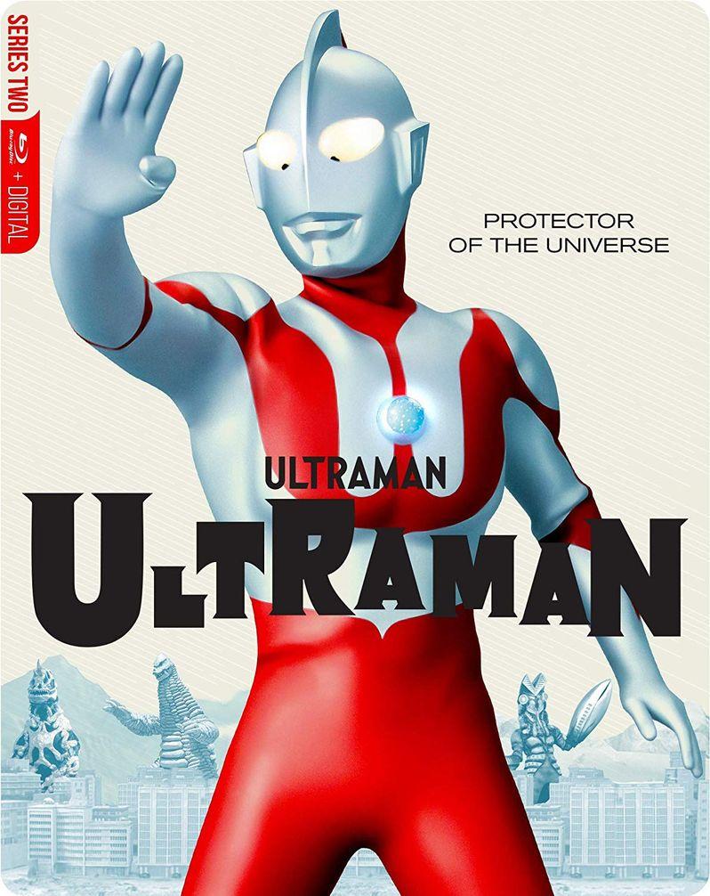 <strong><em>Ultraman</em></strong> steelbook blu-ray