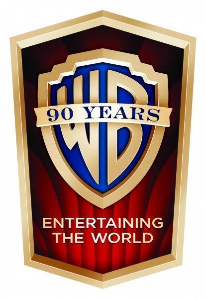 Warner Bros. 90th Anniversary Logo
