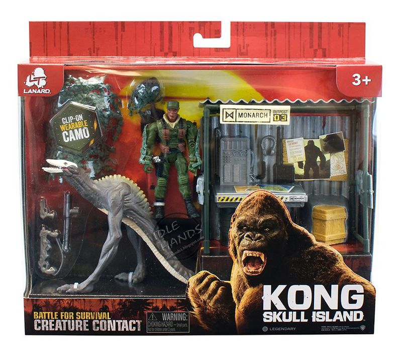 <strong><em>Kong: Skull Island</em></strong> Toy Photo 12