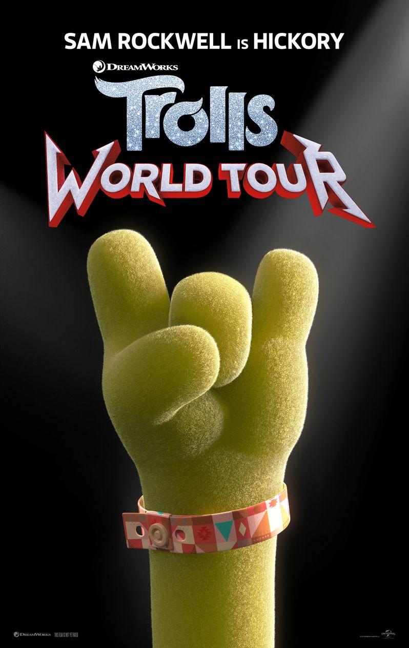 <strong><em>Trolls World Tour</em></strong> poster #21