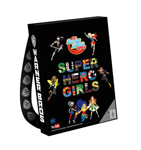 DC Superhero Girls Comic-Con 2017 Bag