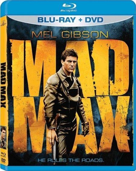 <strong><em>Mad Max</em></strong> Blu-ray artwork