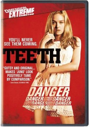<strong><em>Teeth</em></strong> DVD