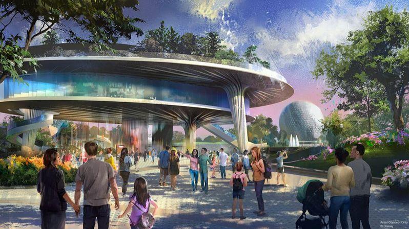 Epcot Disney Parks D23 Expo 2019 #10