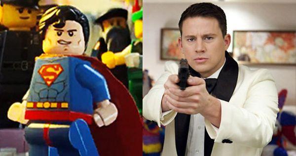 Channing Tatum as Superman