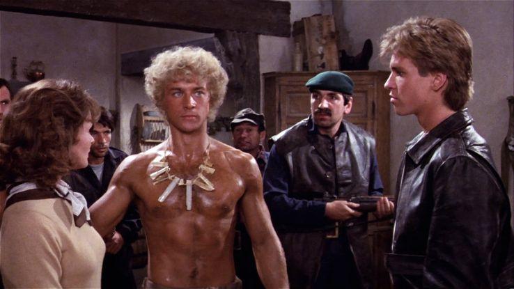 Top Secret! - Superconfidencial - Top Secret! (1984)