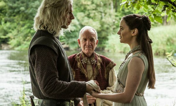 Aegon Targaryen's Parents