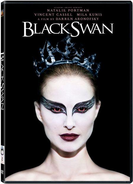 <strong><em>Black Swan</em></strong> DVD Artwork