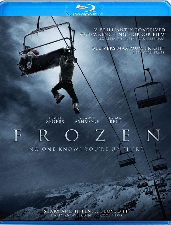 <strong><em>Frozen</em></strong> Blu-ray artwork
