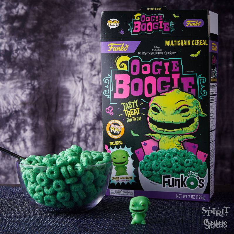Oogie Boogie Funko Cereal #1