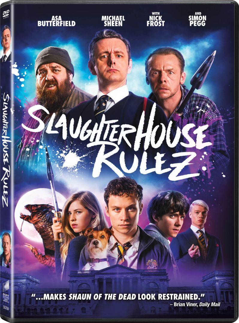 <strong><em>Slaughterhouse Rulez</em></strong>