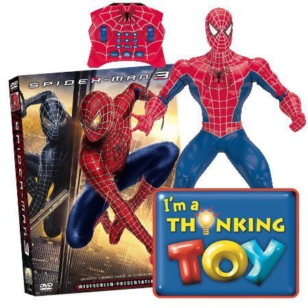 Win Big in Our Spider-Man 3 Giveaway!