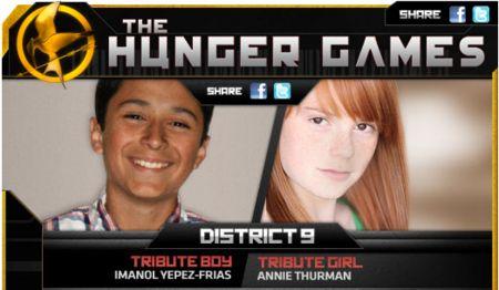 <strong><em>The Hunger Games</em></strong> District 9 Tributes