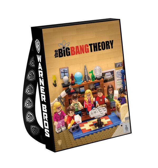 The Big Bang Theory SDCC 2017 Bag