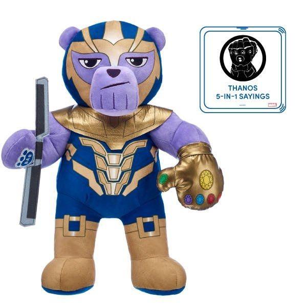 Thanos Build a Bear photo #1