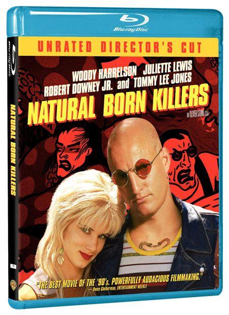 Natural Born Killers: Director's Cut Blu-ray