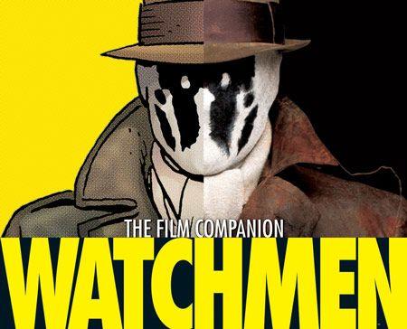 <strong><em>Watchmen</em></strong> Official Film Companion Book