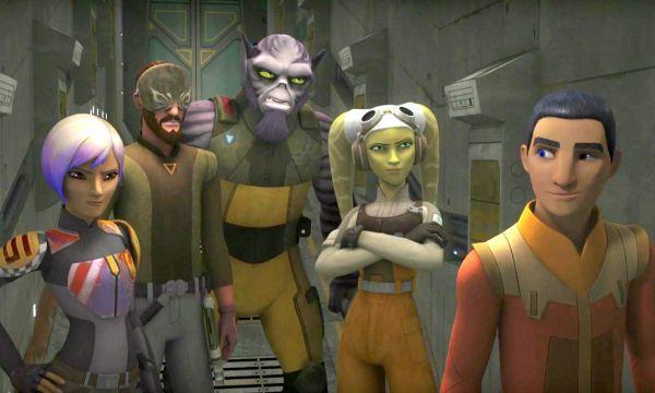 <strong><em>Star Wars Rebels</em></strong>