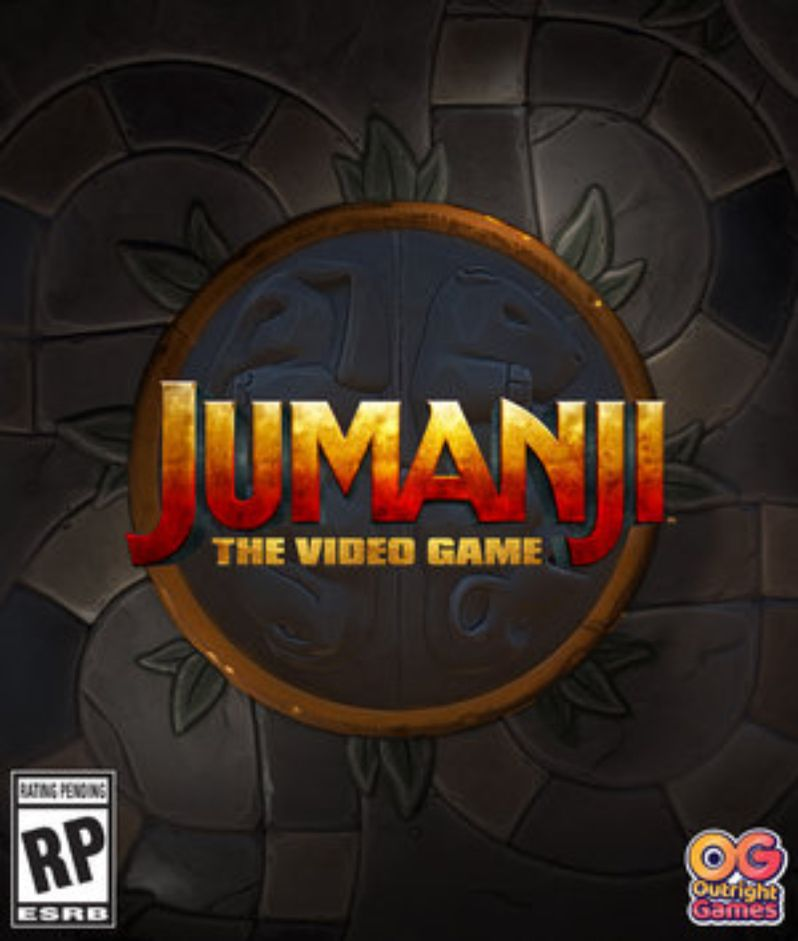 Jumanji Video Game cover