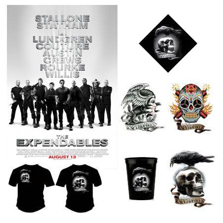 <strong><em>The Expendables</em></strong> Contest