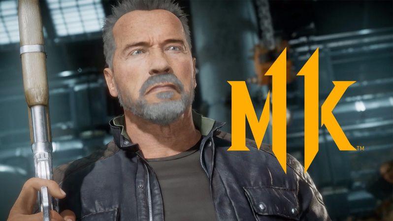 Mortal Kombat 11 T-800 Terminator photo #2