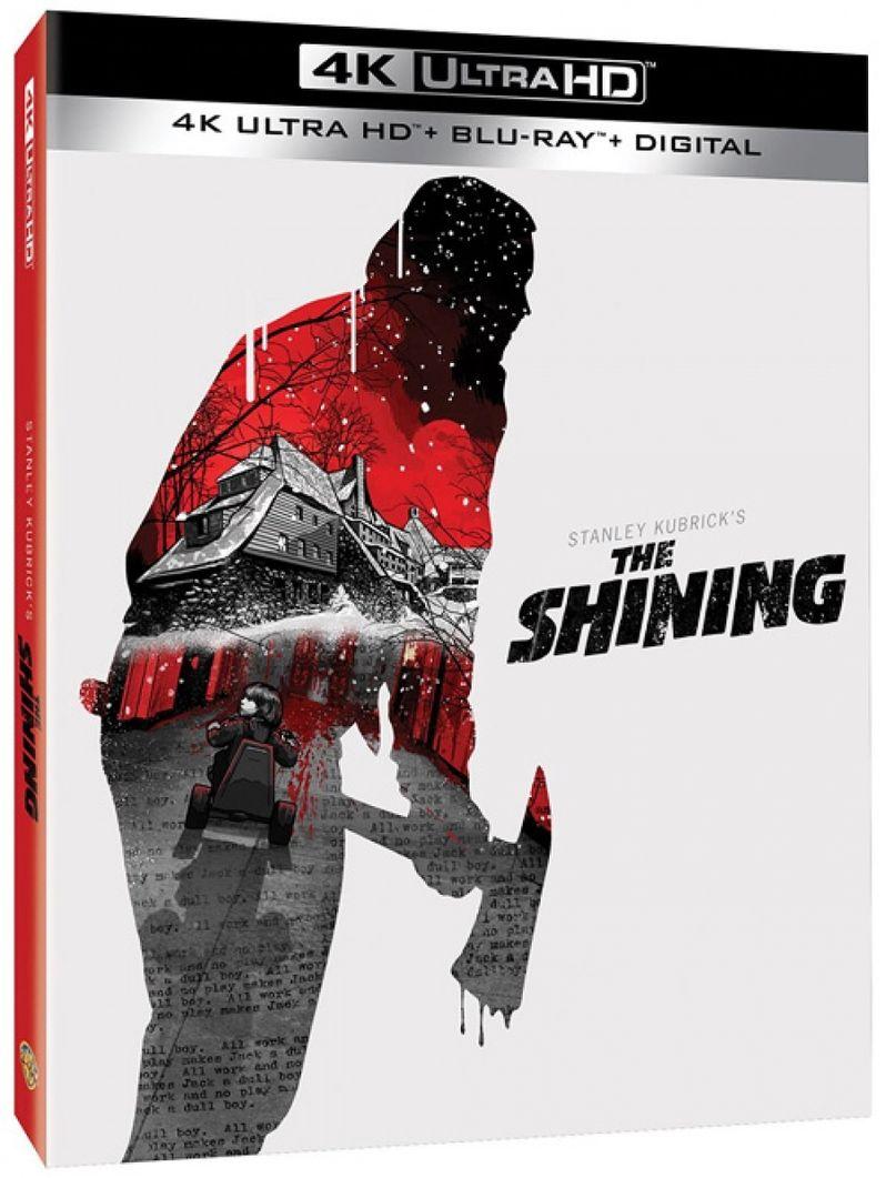 <strong><em>The Shining</em></strong> 4K Ultra HD Blu-ray