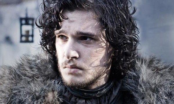 <strong><em>Game of Thrones</em></strong> Jon Snow Photo