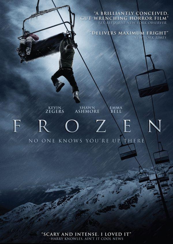 <strong><em>Frozen</em></strong> DVD artwork