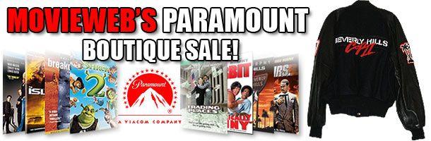 Paramount DVD Store