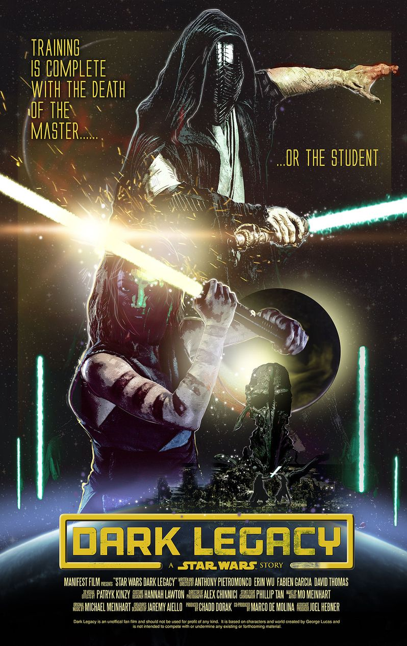 Dark Legacy Poster 3