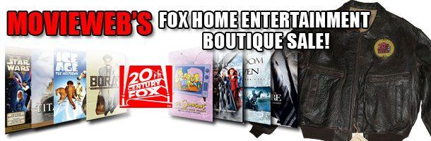 fox DVD Store