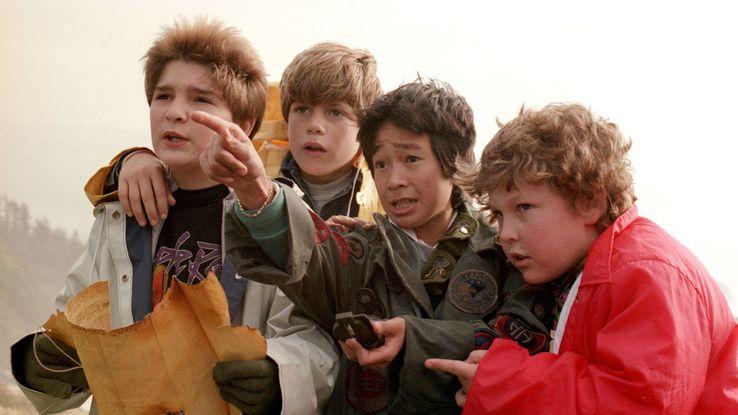 Os Goonies - The Goonies (1985)