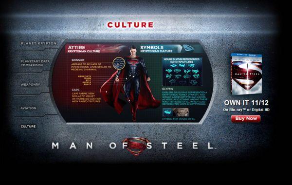 <strong><em>Man of Steel</em></strong> Krypton Viral Website Photo 6