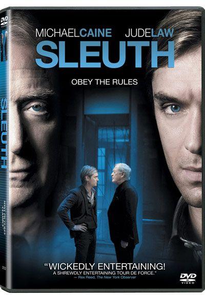 <strong><em>Sleuth</em></strong> DVD